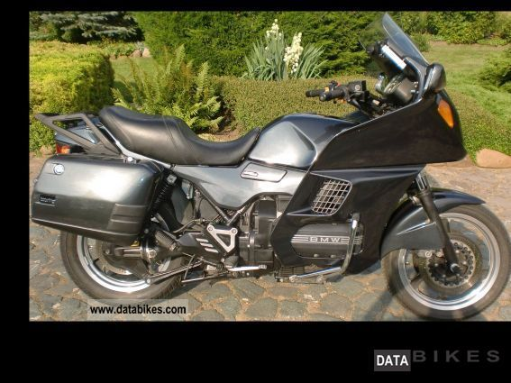 1995 BMW  K 1100 LT Motorcycle Tourer photo
