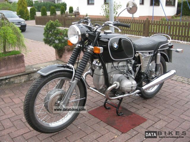BMW  R 60/5 long arm newly restored 1972 Vintage, Classic and Old Bikes photo