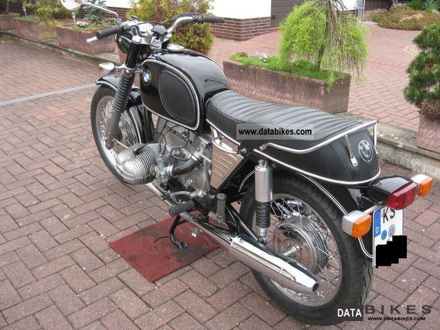 1972 Bmw R 60 5 Long Arm Newly Restored