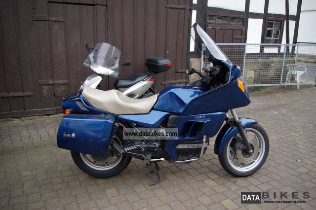 1991 BMW  k 100 lt Motorcycle Tourer photo