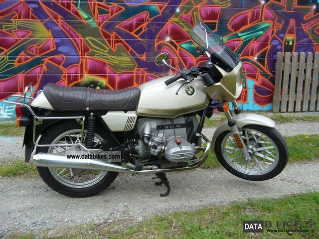 1979 BMW  R 45 Motorcycle Motorcycle photo