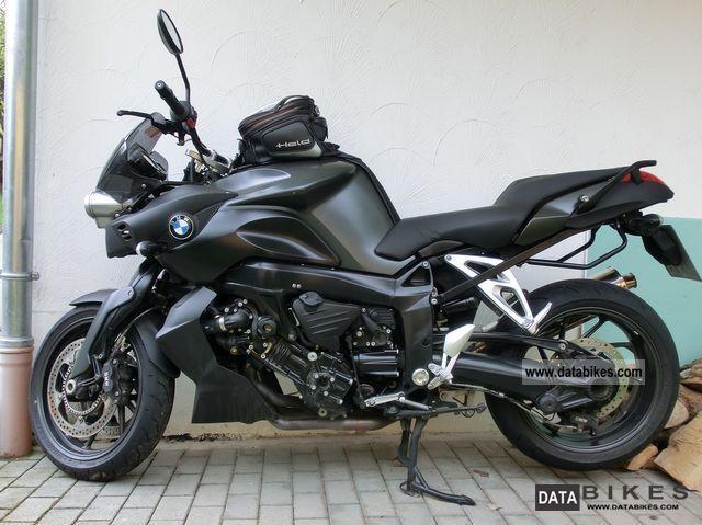 2008 BMW  K1200R Motorcycle Naked Bike photo