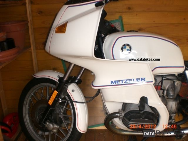 BMW  R 100 RS Motorsport Edition 1979 Vintage, Classic and Old Bikes photo