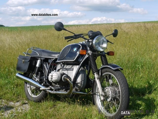 BMW  R 60/6 1975 Vintage, Classic and Old Bikes photo