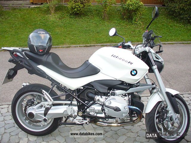 2009 BMW  R1200 R Motorcycle Motorcycle photo
