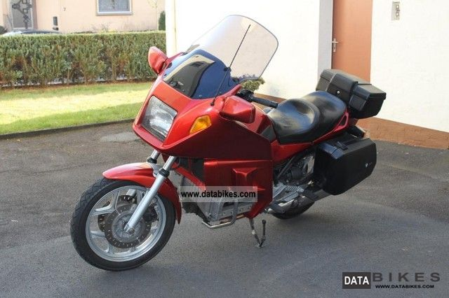 1988 BMW  K 100 RT Motorcycle Tourer photo