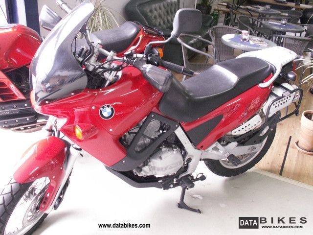 1997 BMW  With 650 F Warranty Motorcycle Motorcycle photo