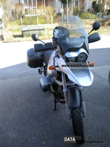 1999 BMW  R1150 GS Motorcycle Enduro/Touring Enduro photo