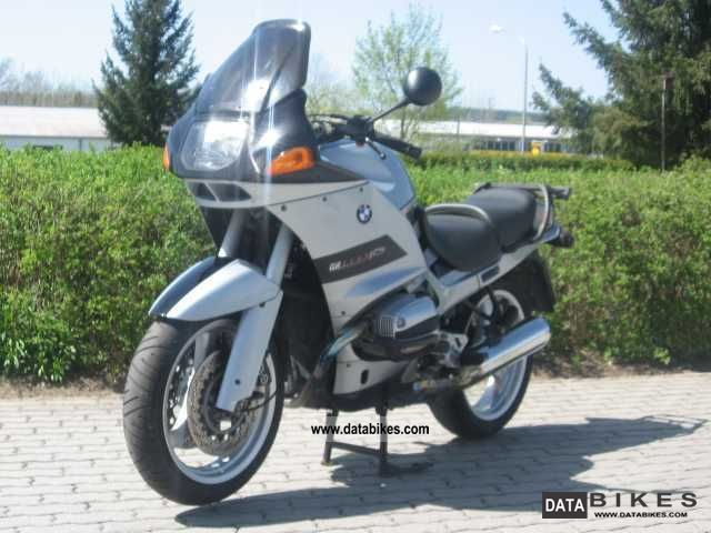 2001 BMW  R 1150 RS Motorcycle Sport Touring Motorcycles photo