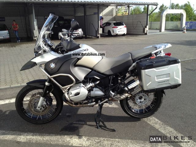 2006 BMW  1200 GS Adventure Motorcycle Enduro/Touring Enduro photo