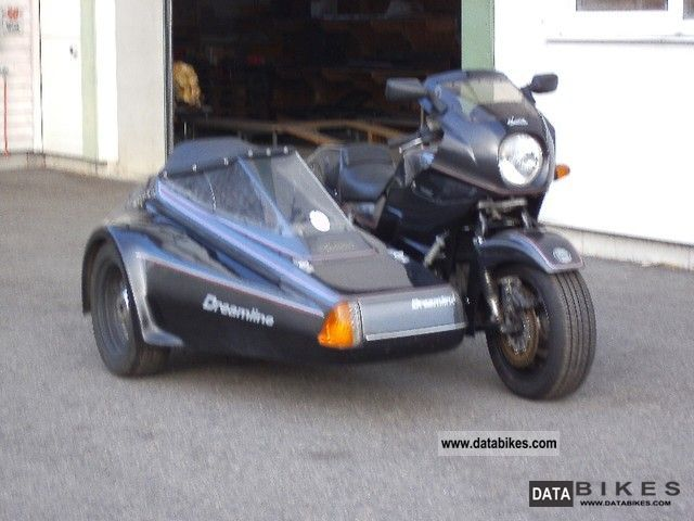 1986 BMW  K100RS Motorcycle Combination/Sidecar photo