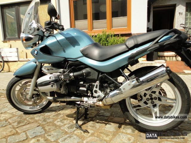 2001 BMW  r 1150 r Motorcycle Motorcycle photo