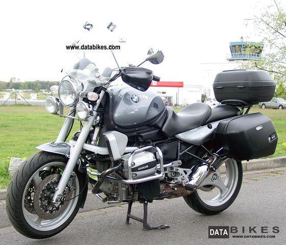 1996 BMW  R 1100 R Motorcycle Tourer photo