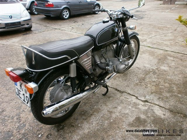 1974 bmw r 60 5. Black Bedroom Furniture Sets. Home Design Ideas