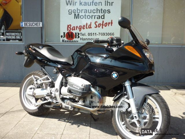 1999 BMW  R 1100 RS Black Fury Top 2HD 25tkm only Motorcycle Sports/Super Sports Bike photo