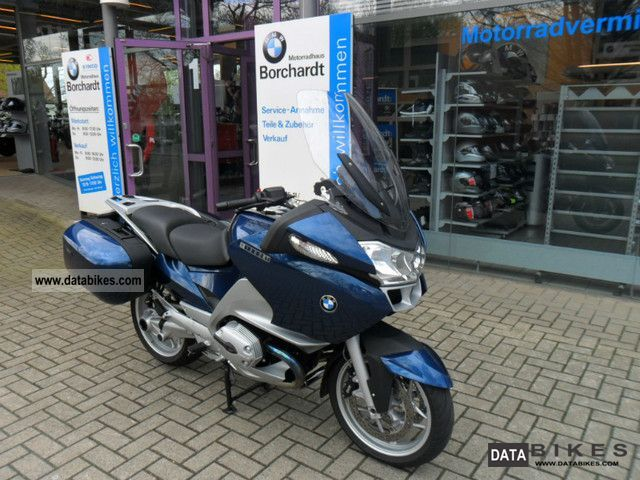 2007 BMW  R 1200 RT touring package & Safety Motorcycle Motorcycle photo