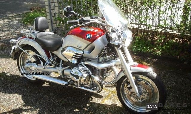 2004 BMW  R1200C Independent Schnitzer Motorcycle Chopper/Cruiser photo
