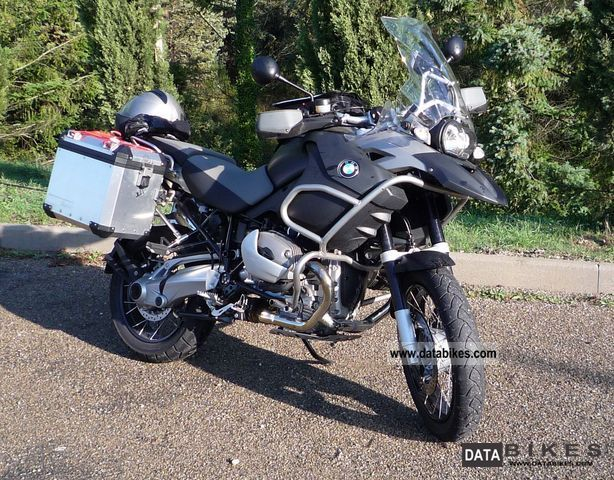 2008 BMW  1200 GS Adventure Motorcycle Enduro/Touring Enduro photo