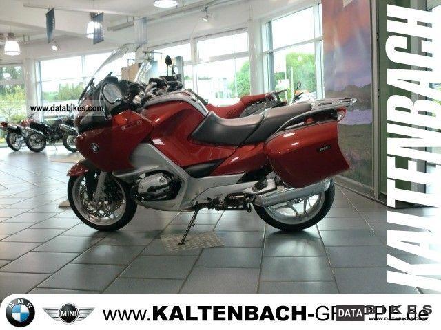 2005 BMW R 1200 RT, BC,