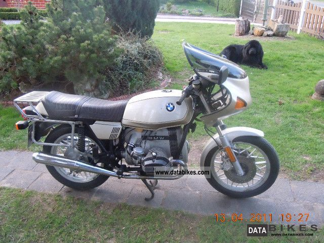 BMW  R65 type 248 1979 Vintage, Classic and Old Bikes photo
