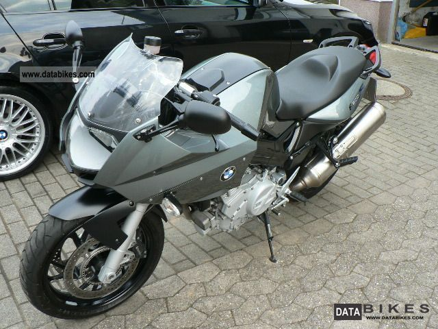2009 BMW  800S Motorcycle Sport Touring Motorcycles photo