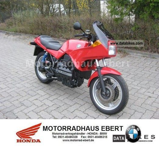 1990 BMW  K75S / ABS / Wilber / and many others. Top Motorcycle Motorcycle photo