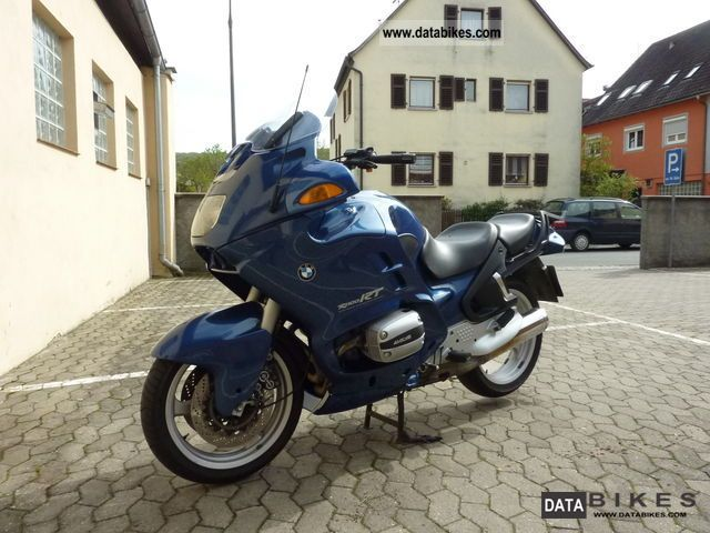 1996 BMW  1100 RT Motorcycle Motorcycle photo