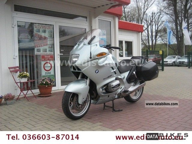 BMW  R1100 RT, low km, very good condition 1998 Tourer photo
