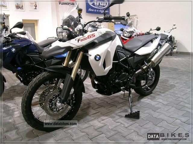 2011 BMW  F800GS Motorcycle Enduro/Touring Enduro photo