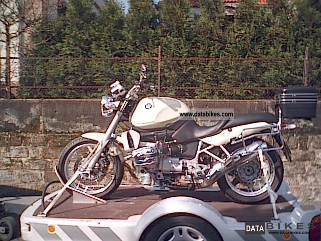 2001 BMW  R 1100 R SPECIAL EDITION limited (in ivory) Motorcycle Motorcycle photo