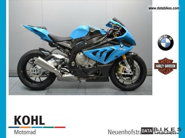 2011 BMW  S 1000 RR MT Motorcycle Other photo