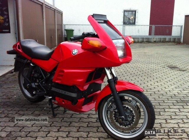 1992 BMW  K100RS Motorcycle Tourer photo