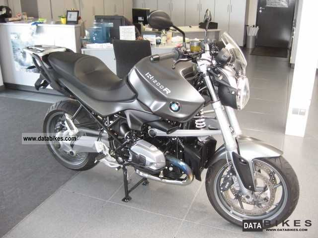 2011 BMW  R1200 R MT and Touring Package with Safety Motorcycle Motorcycle photo
