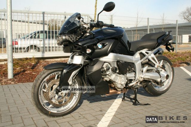 2007 BMW  K 1200 R Sport / K 1300 R, lens conversion to Motorcycle Motorcycle photo