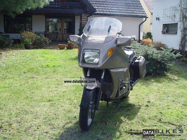 1993 BMW  k 1100 lt 101HP Motorcycle Tourer photo