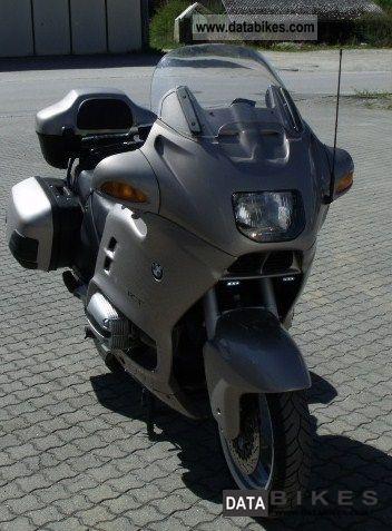 2001 BMW  R1100RT Motorcycle Tourer photo