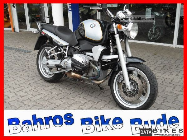 2000 BMW  ABS R 1100 R Motorcycle Tourer photo