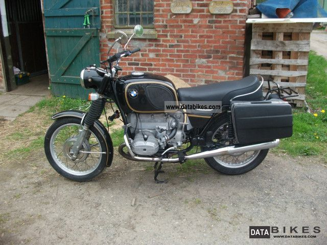 BMW  R 50/5 1973 Vintage, Classic and Old Bikes photo