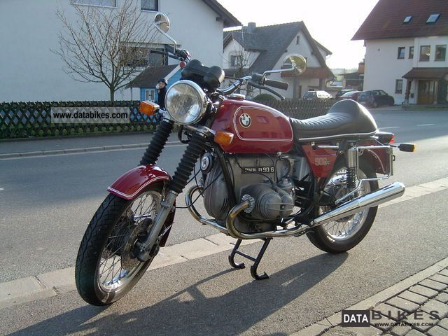 BMW  R90 6 1976 Vintage, Classic and Old Bikes photo