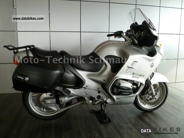 2002 BMW  R 1150 RT first Hand Motorcycle Motorcycle photo