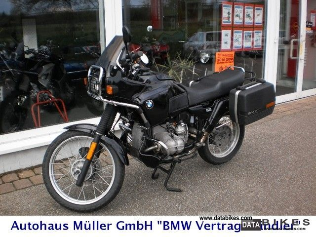 1995 BMW  R 100 GS Dakar Motorcycle Motorcycle photo