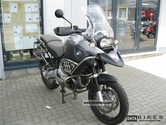 2006 BMW  R 1200 GS Adventure from 1 Hand Motorcycle Enduro/Touring Enduro photo