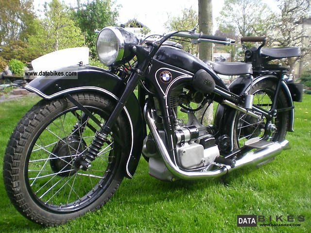 BMW  R 35 1938 Vintage, Classic and Old Bikes photo