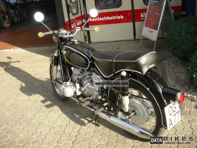 BMW  R50 top condition 2500km 1959 Vintage, Classic and Old Bikes photo