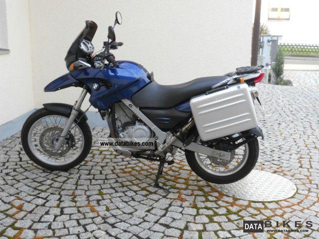 2003 BMW  G 650 GS Motorcycle Enduro/Touring Enduro photo