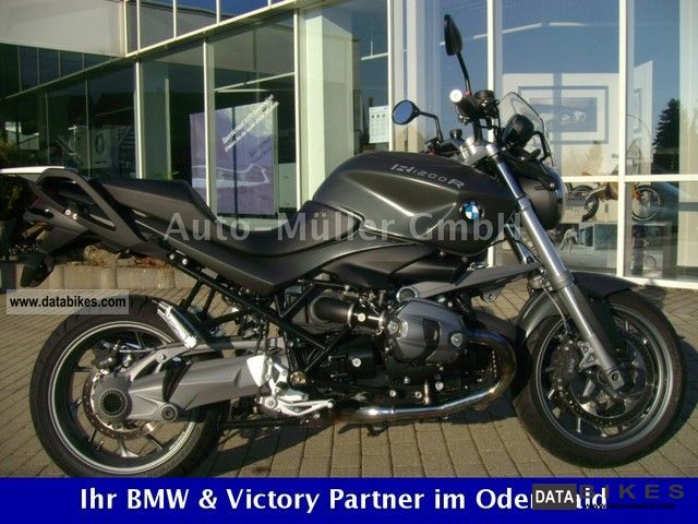 2011 BMW  FULL R1200R (4.49% FINANCING FOR POSSIBLE) Motorcycle Tourer photo