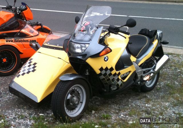 1997 BMW  K 1200 RS Achsschenklg EML SPEED Motorcycle Combination/Sidecar photo