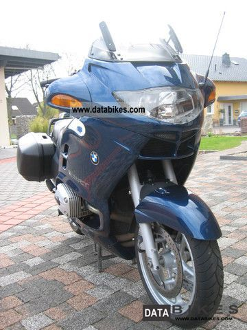 BMW  R1150RT with dual ignition and radio 2003 Tourer photo