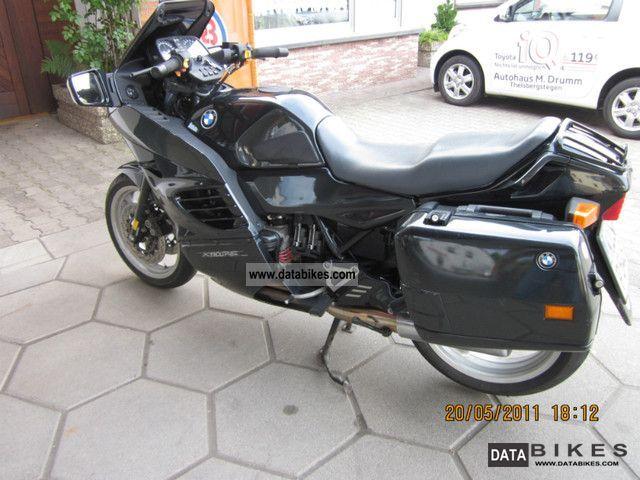 1994 BMW  K1100RS Motorcycle Sports/Super Sports Bike photo