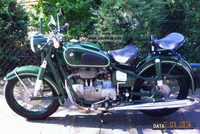BMW  R 27 1965 Vintage, Classic and Old Bikes photo